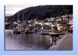 Dartmouth ~ ferry-pontoon