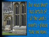 'News sheet' slide from the new Wells series