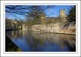 Moat walk, Wells