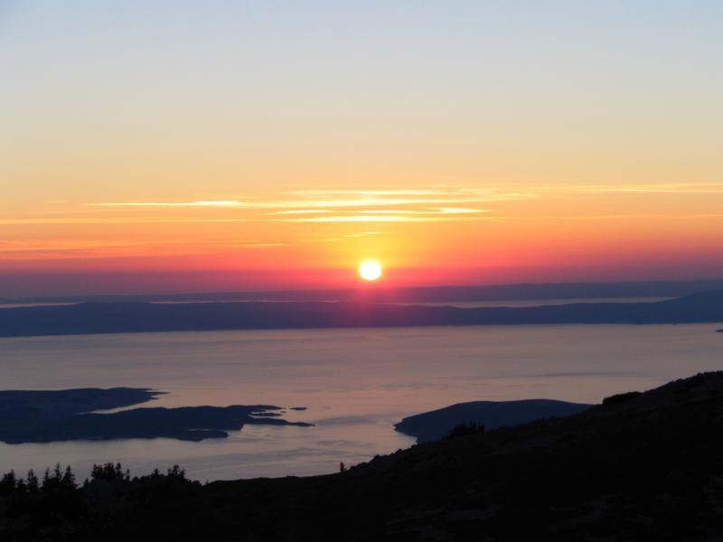 Sunset over Adriatic sea.jpg
