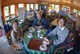 Judes Hazel & Ken in Cafe