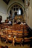 Inside Millport Church