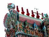 Rooftop Gopuram
