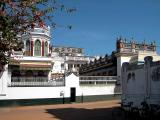 Outside view of Chettinad Palace