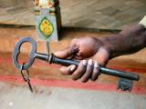 Key to Chettinad Palace