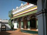 Inner entrance court - Chettinad Palace