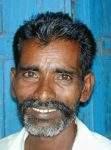 Chandran, farmer of Payanuur