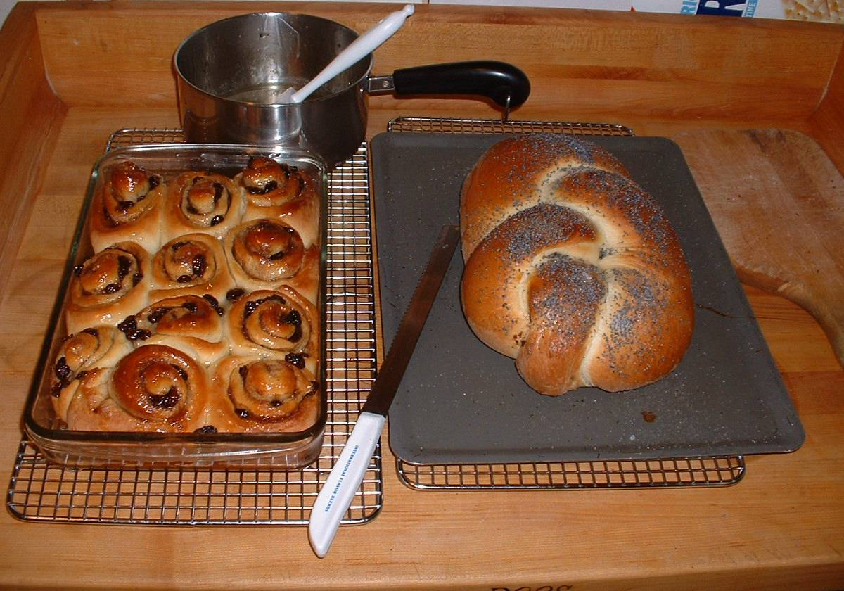 Baking with a Mexican Twist