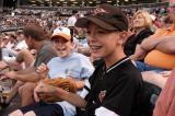 Jesse & Dylan at game