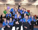 Skyview Gymnastics Team