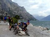 Journey's End, Lake Garda