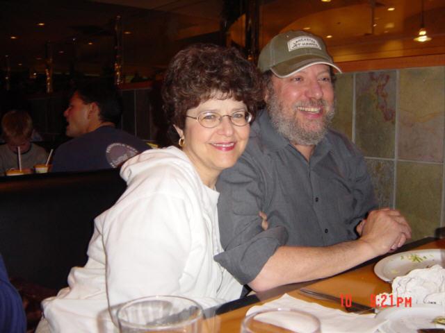 Gerry & Sharon