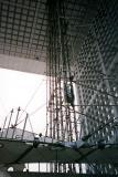 Lift at La Defence