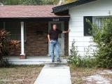 Jack Kerouac's Last House; St. Petersburg, Florida