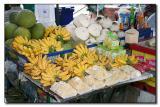 Pomelos, bananas, and coconuts!