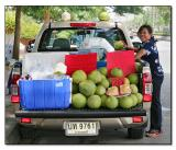 Fruit Seller - Near Cemetery