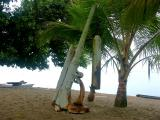 Another World War 2 leftover in Salamaua PNG