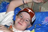 Casie's longhorn cap