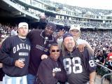 Cowboys at Raiders - 08/21/04