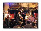 Live Jazz at the Maison BourbonNew Orleans, LA
