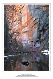 west fork reflections: winter