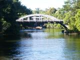 Bridge over Wailuku