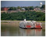 Mississippi Queens--Natchez, Mississippi
