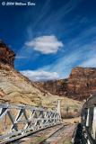 Bridge leading to Buck Horn Draw