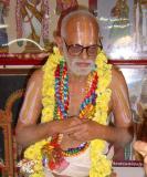 U.Ve. Sri perukkAraNai swAmi Asthana Vidwan Sri Ahobila Mutt