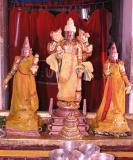 SrI prahalAdha varadhan - after thirumanjanam