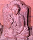 Srimath Azhagiyasingar - engraved in the thEr
