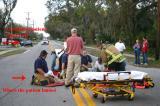 Motorcycle Down Trauma Alert