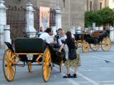 Sevilla, Al-Andalus
