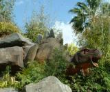 Behindthebushsaurus, Universal Studios, Orlando, FL