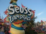 Scary Seuss, Universal Studios, Orlando, FL