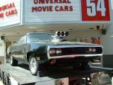 Universally loved vehicles, Universal Studios, Orlando, FL