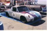 Bill Packwood's 1970 Porsche 914-6 GT - sn 914.043.0000