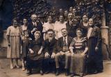 Extended family portrait – c. 1918-20