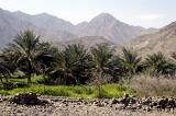 Wadi Hayl, a short drive west of Fujairah