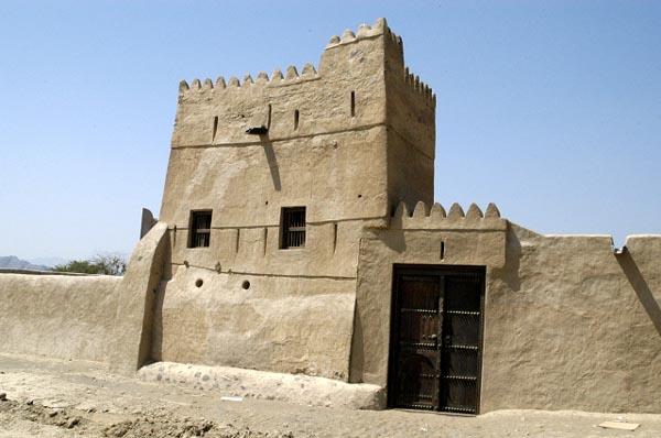 Fujairah historic district
