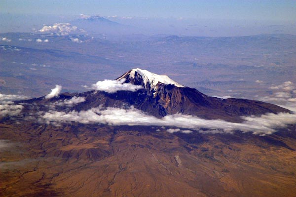 Mount Ararat, Armenia-Turkey