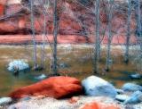 Late Winter, Oak Creek Canyon