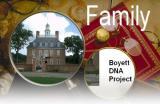 Boyt-Boyett(e) DNA Surname Project - 30389