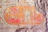 Vallée des Reines - visite du temple d'Hatchepsout