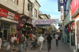 Corum shopping street