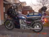 81 KZ1100 Hannigan