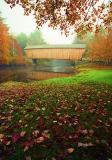 Foggy Corbin Bridge