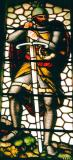 Stained Glass Window at Wallace Monument, Stirling