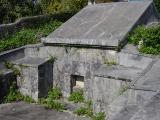 Old neighborhood tomb