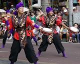 Eisa Festival drummers